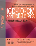 the 2017 icd 10 cm big book of codes