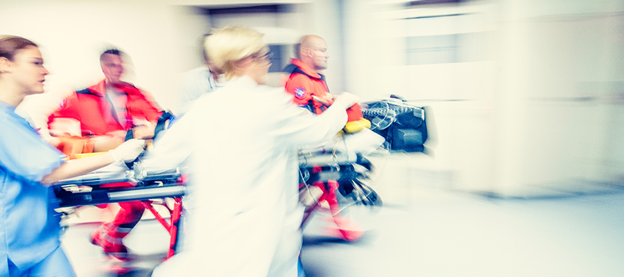 Study: Prehospital Treatment Guidelines Double Severe Head
