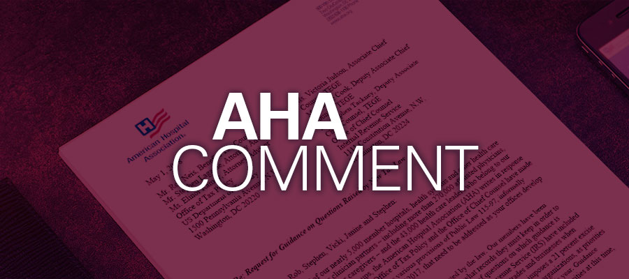 AHA-comment-letter-tax-plan