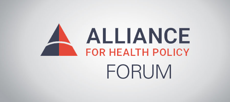 Alliance for Health Policy Forum logo
