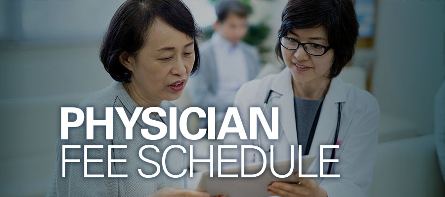 physician-fee-schedule