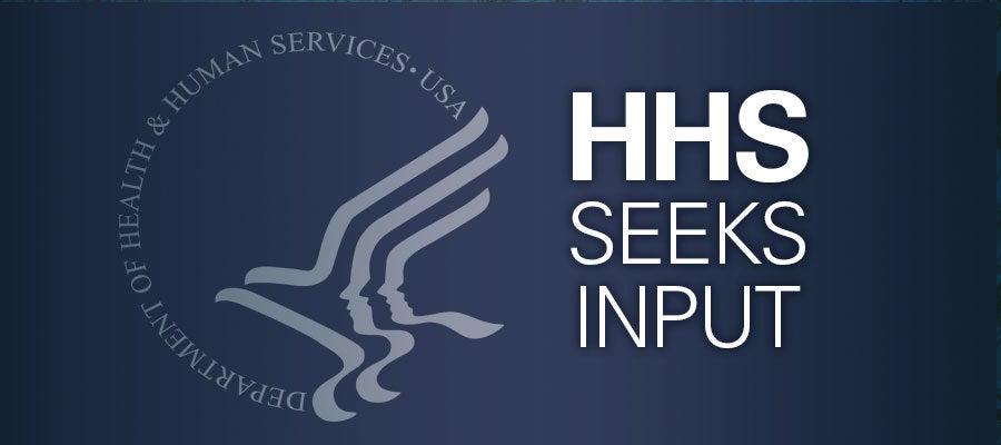 HHS RFI input