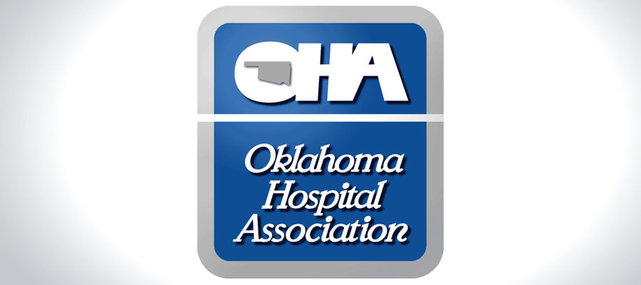 Oklahoma Hospital Association logo