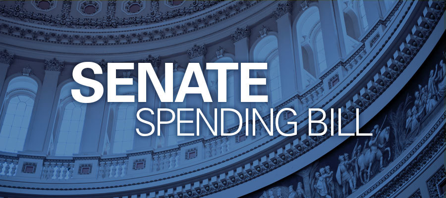 senate spending bill
