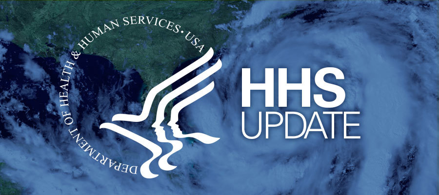 HHS update logo