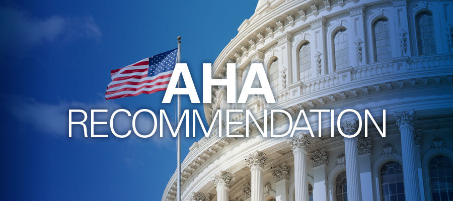 AHArecommendations