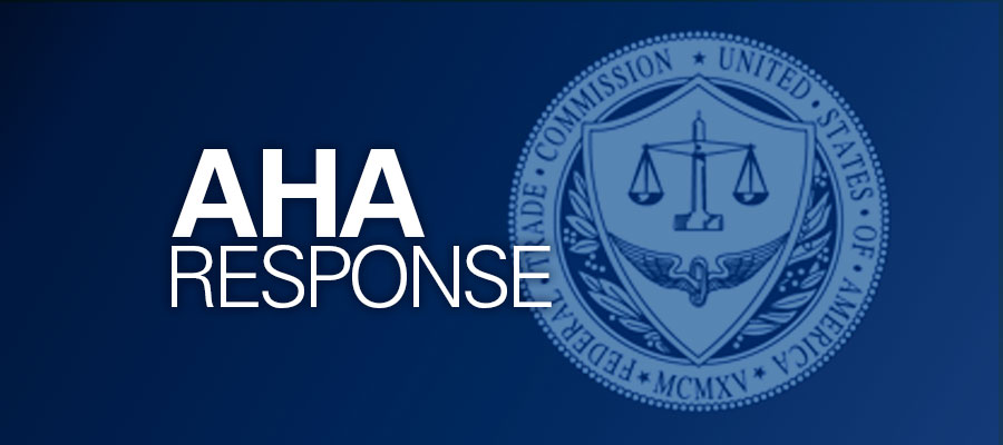 AHA responds to article on insurer bargaining power