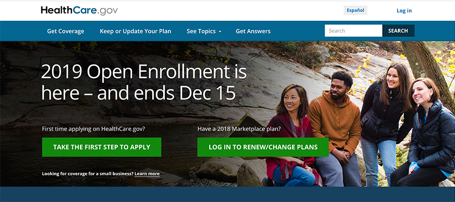 CMS: 2019 HealthCare.gov enrollment approaches 1.2 million