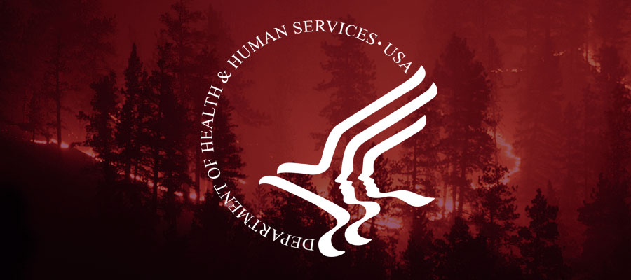 HHS eases certain provider requirements due to Calif. wildfires