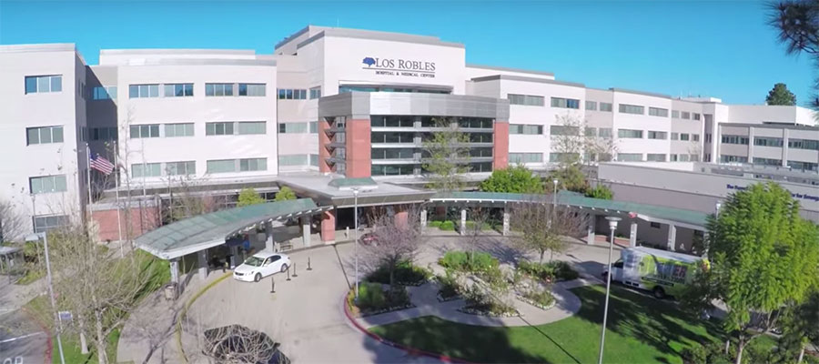 Hospital cares for victims of mass shooting in California
