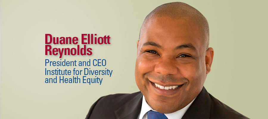Institute for Diversity and Health Equity names new president and CEO