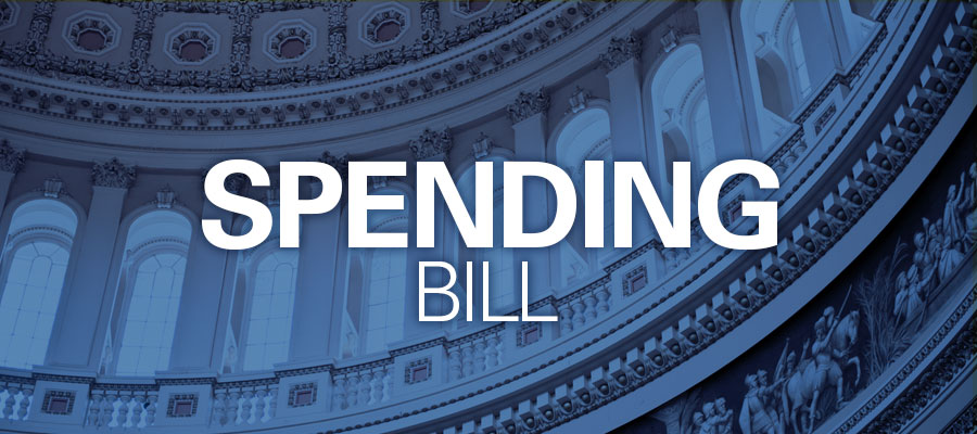 Congress passes stop-gap spending bill