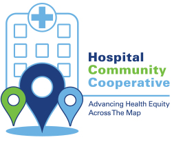 Logo, The Hospital Community Cooperative (HCC)