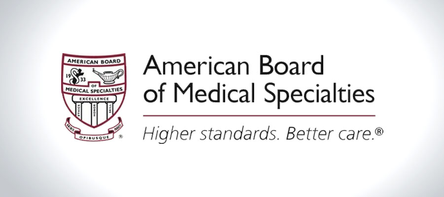 logo for American Board of Medical Specialties