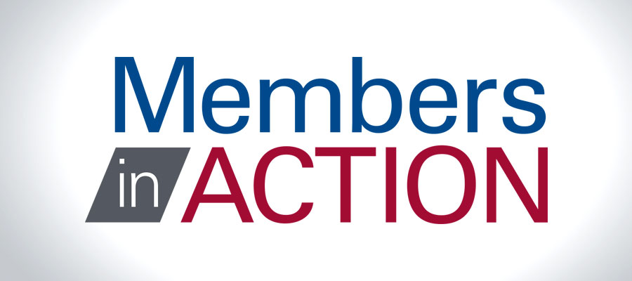 Members in Action logo
