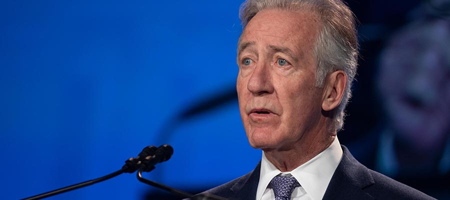 Rep. Richard Neal at 2019 AHA Annual Meeting