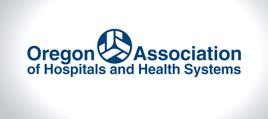Oregon Association of Hospitals and Health Systems logo