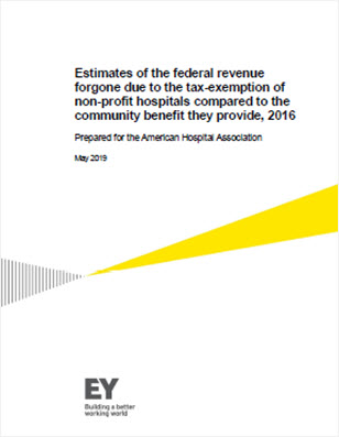 Estimates of the federal revenue forgone Image