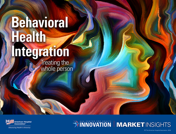 Behavioral Health Integration: Treating the Whole Person cover