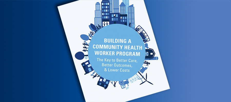 AHA Community Health Worker report and playbook
