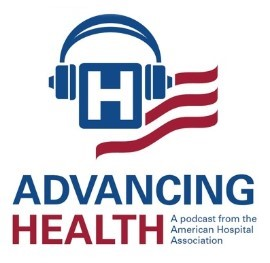Advancing Health Podcast logo