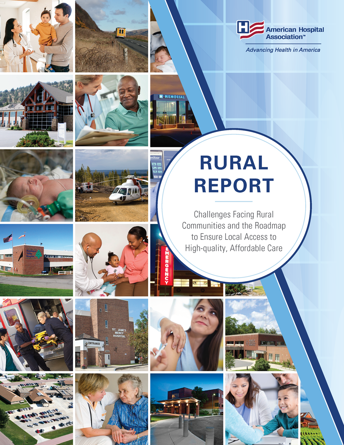 Rural Report Cover Image