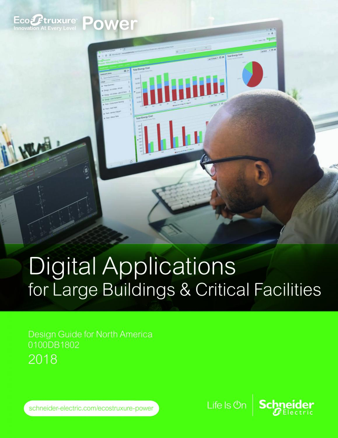 Digital Applications for Large Building & Critical Facilities