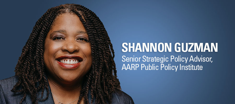 Shannon Guzman AARP Public Policy Institute