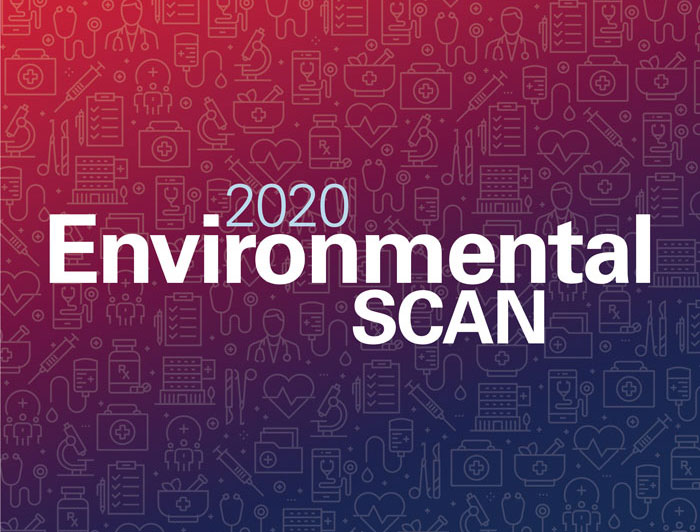 2020 environmental scan cover