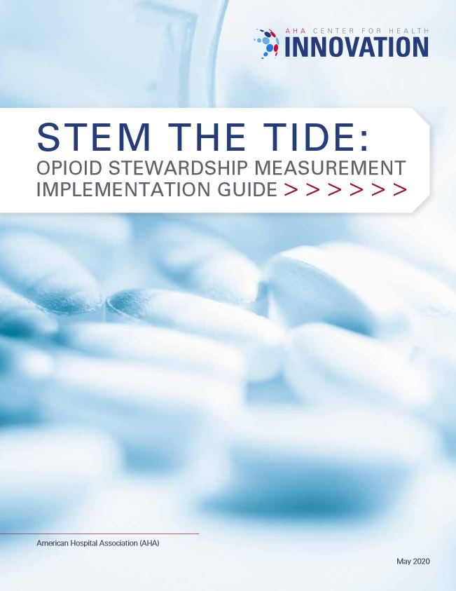 Stem the Tide: Addressing the Opioid Epidemic - Cover