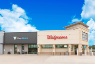 Walgreens and Amazon Step Up Efforts to Disrupt Primary Care. A Walgreens corner store.