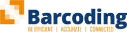 Barcoding Inc. logo horizontal full color