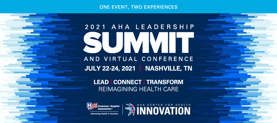 2021 AHA Leadership Summit 900 x 400