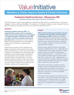 Presbyterian Healthcare Services