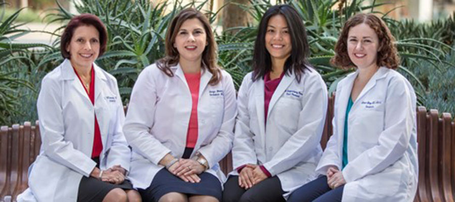 Cedars-Sinai Medical Center Image Geriatrics Team
