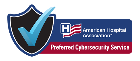 APCP: AHA Preferred Cybersecurity Service Logo