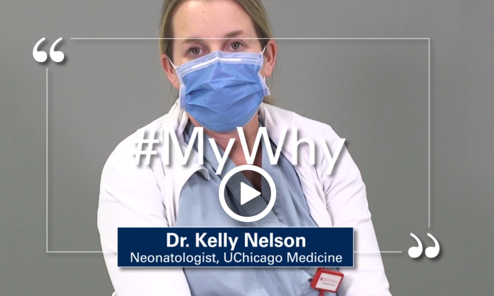 #MyWhy - Dr. Kelly Nelson