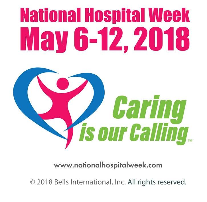 national hospital week may 6 12 aha