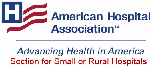 Small or Rural Hospital Constituency Section logo