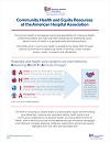 Community Health Initiatives at the American Hospital Association