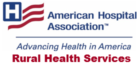AHA Rural Health Services logo