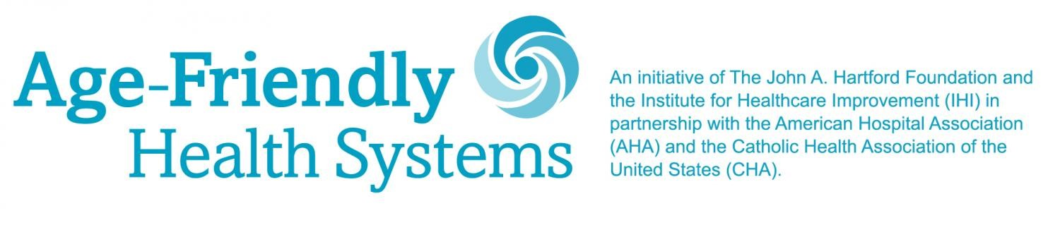 Age-Friendly Health Systems logo