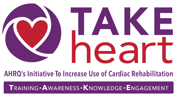 TAKE Heart logo