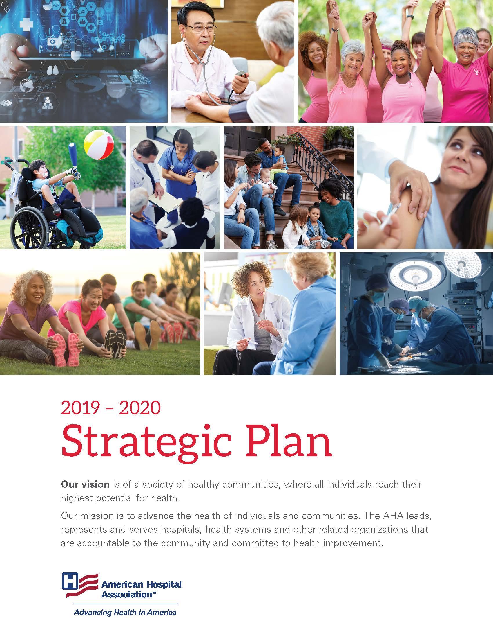 Relief Society Lesson November 2020 Ideas For Missionary Work AHA Strategic Plan 2019 – 2020 | AHA