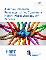 Applying Research Principles to the Community Health Needs Assessment Process – July 2016