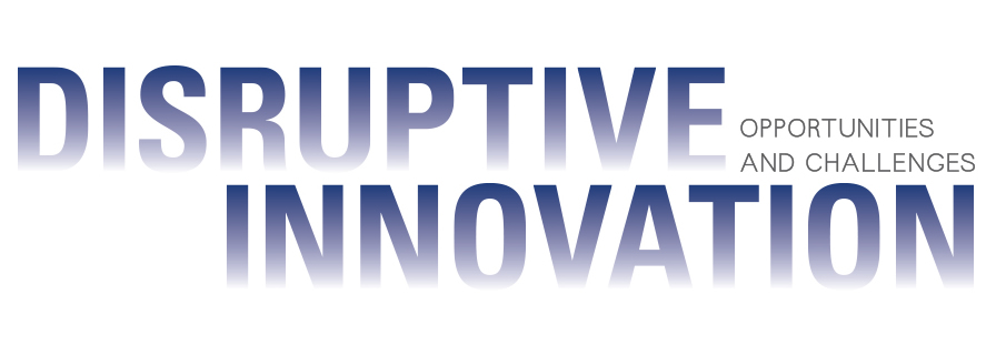 disruptive innovation image