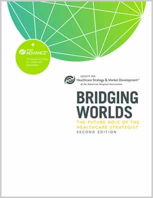 Bridging Worlds Report Cover Image