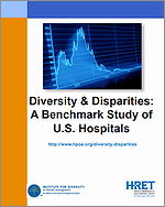 Diversity and Disparities: A Benchmark Study of U.S. Hospitals