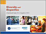 Diversity and Disparities - A Benchmark Study of U.S. Hospitals in 2013