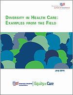 Diversity in Health Care: Examples from the Field – July 2015